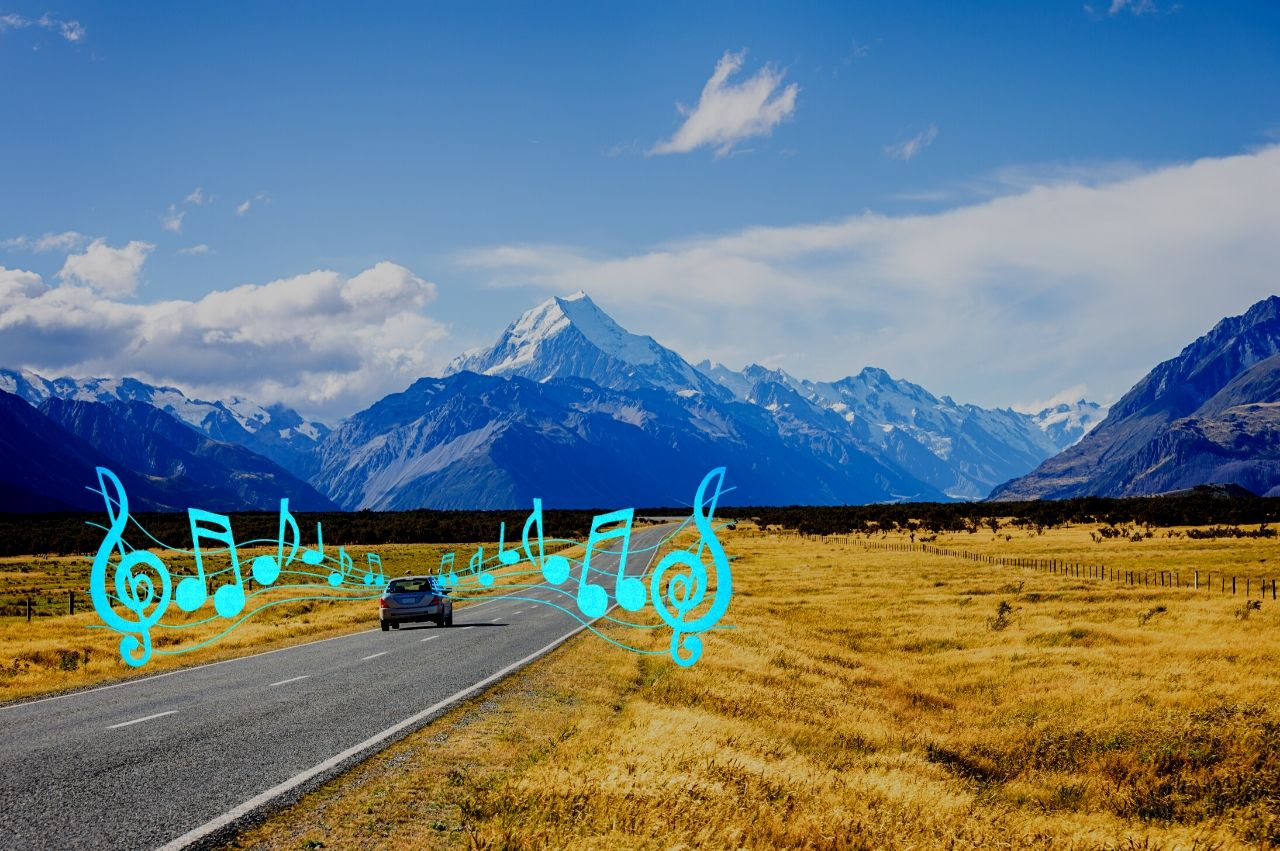 The Ultimate Road Trip Play List