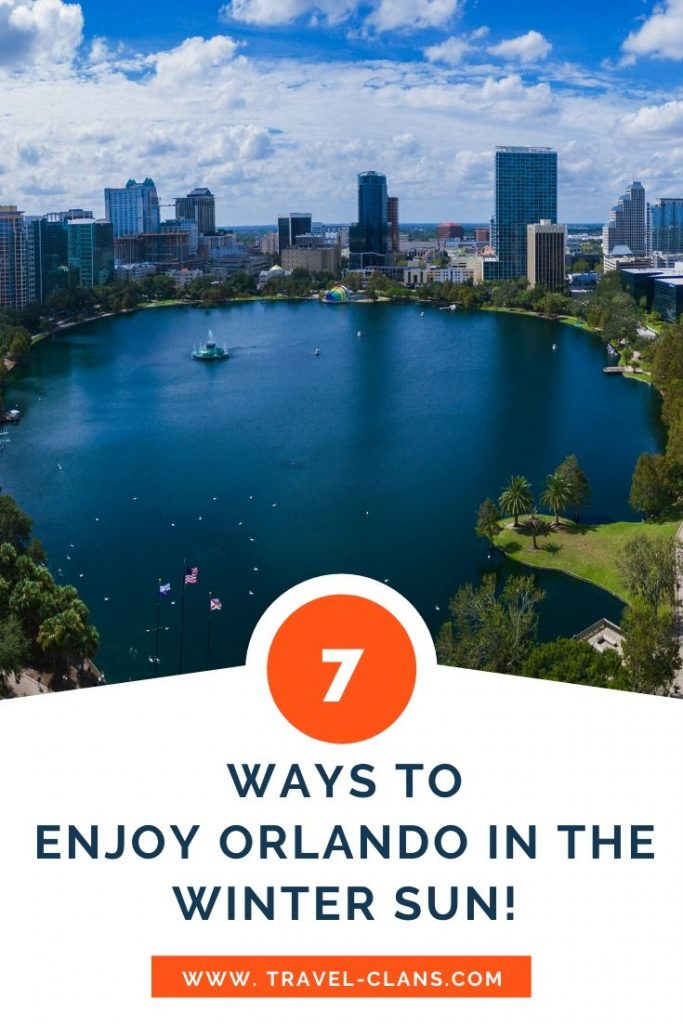 Find out why Orlando is the Best Winter Sun Holiday Destination in the World #travelclans #orlando #wintersun #holidaydestination