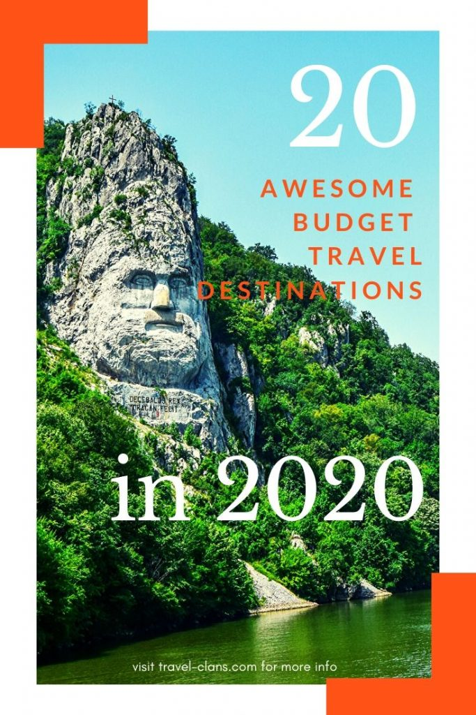Top 20 Budget Travel Destinations in 2020 #travelclans #BudgetTravel #Travel #Destinations