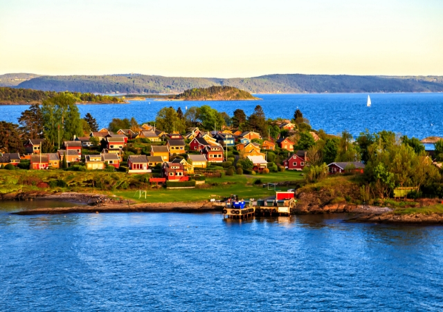 The stunning city of Oslo, Norway makes it into our Top 10 Summer Vacations Destinations for Families