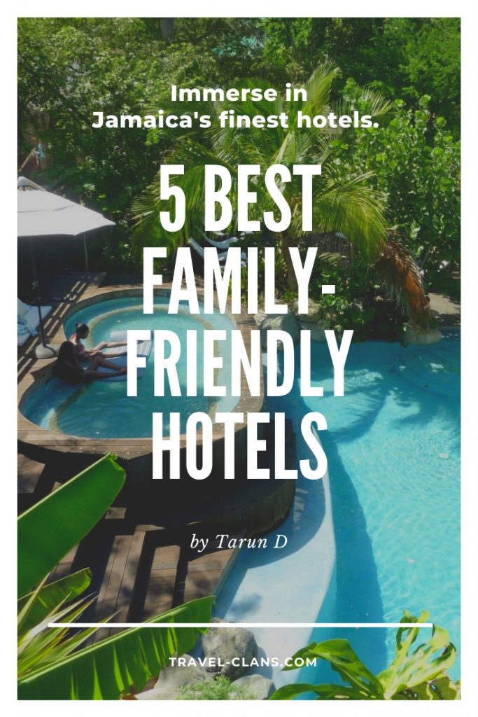 The Top 5 Family Hotels in Jamaica #travelthings #hotelreviews #Jamaica #FamilyHotels