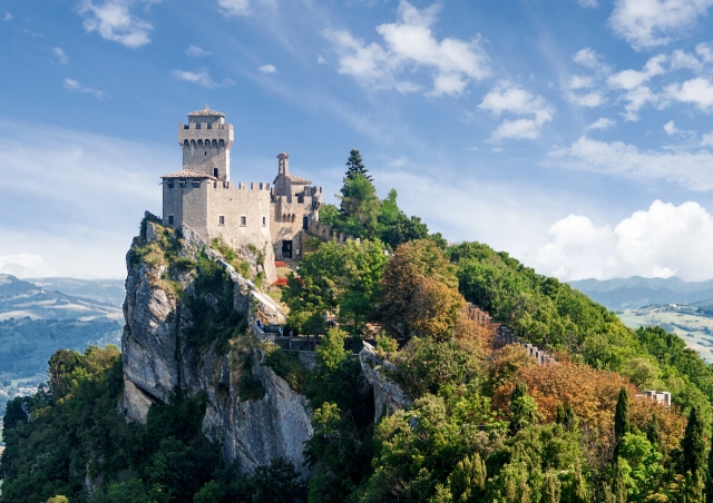 The 5th smallest country  - San Marino makes it into the Top 10 Summer Vacations Destinations for Families