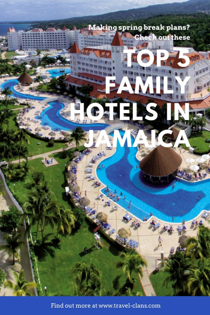 The 5 Best Family-Friendly Hotels in Jamaica #travelthings #hotelreviews #Jamaica #FamilyHotels