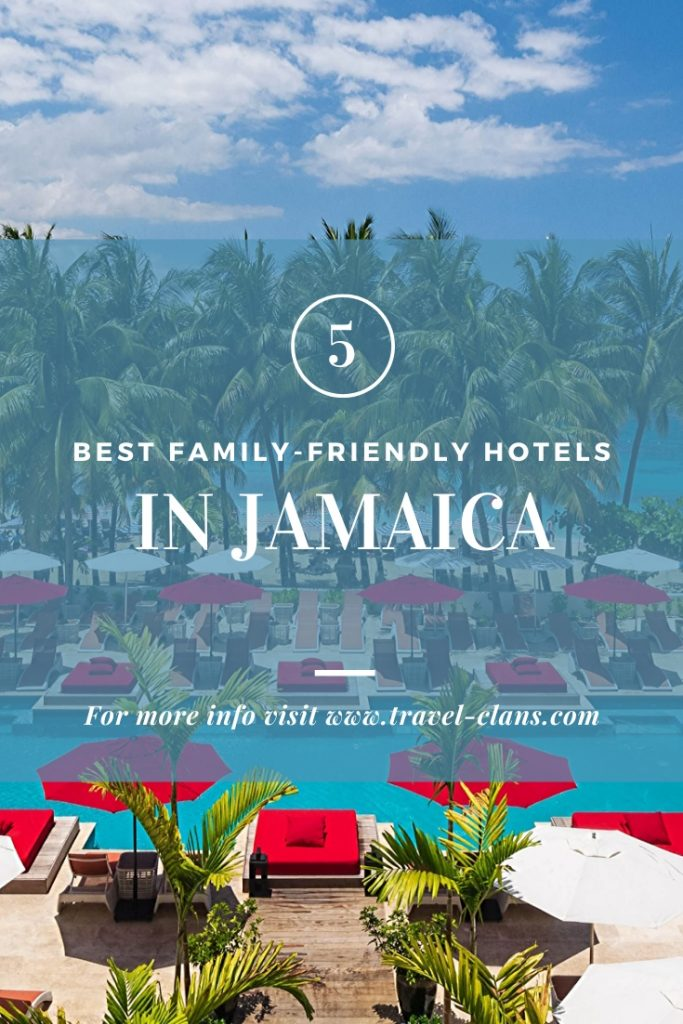 The 5 Best Family Hotels in Jamaica #travelthings #hotelreviews #Jamaica #FamilyHotels
