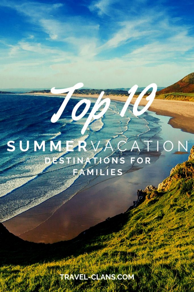 Travel Clans pick out the Top 10 Summer Vacations Destinations for Families in 2020 #travelclans #SummerDestinations #SummerVacations #Summer #Tampa #Oslo #Cardiff #SanMarino #Vaduz #Cali #Mexico #FaroeIslands #Newfoundland #Canada #Colombia #Marseille #France #Wales #USA #Norway