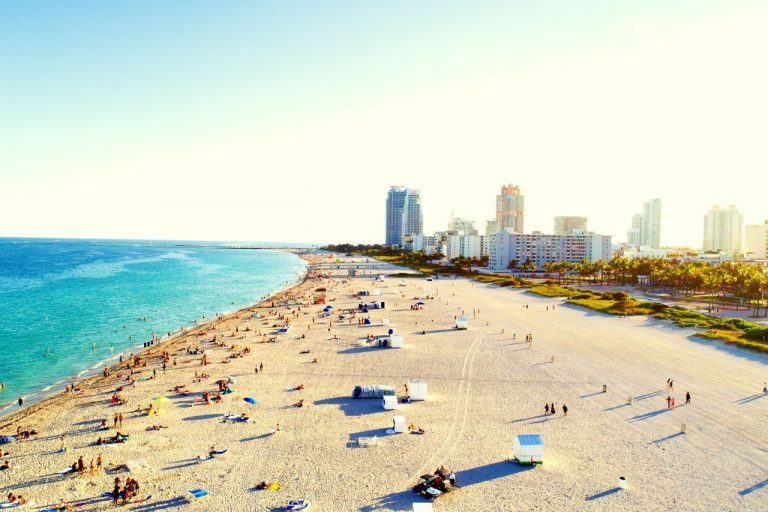 Miami Beach, Florida #travelclans #EastCoast #beaches