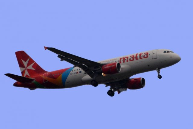 Air Malta, the national airline of Malta