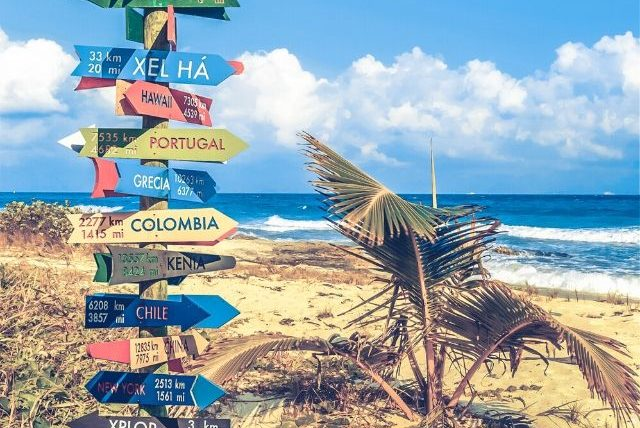 Top 10 Travel Destinations for 2020